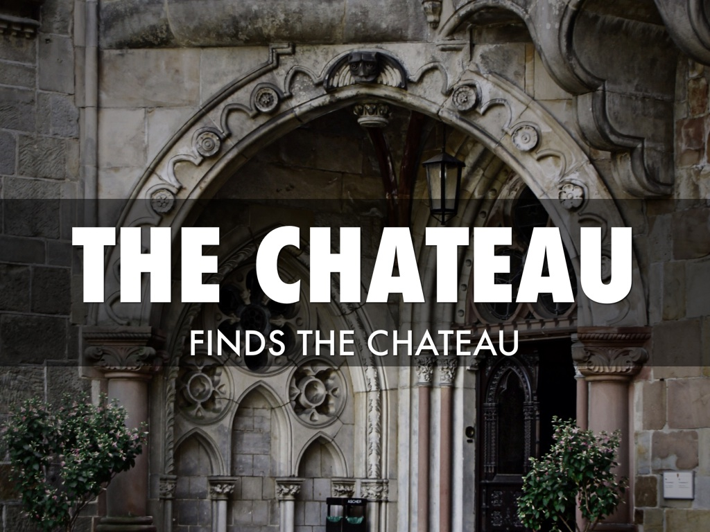 the most dangerous game chateau