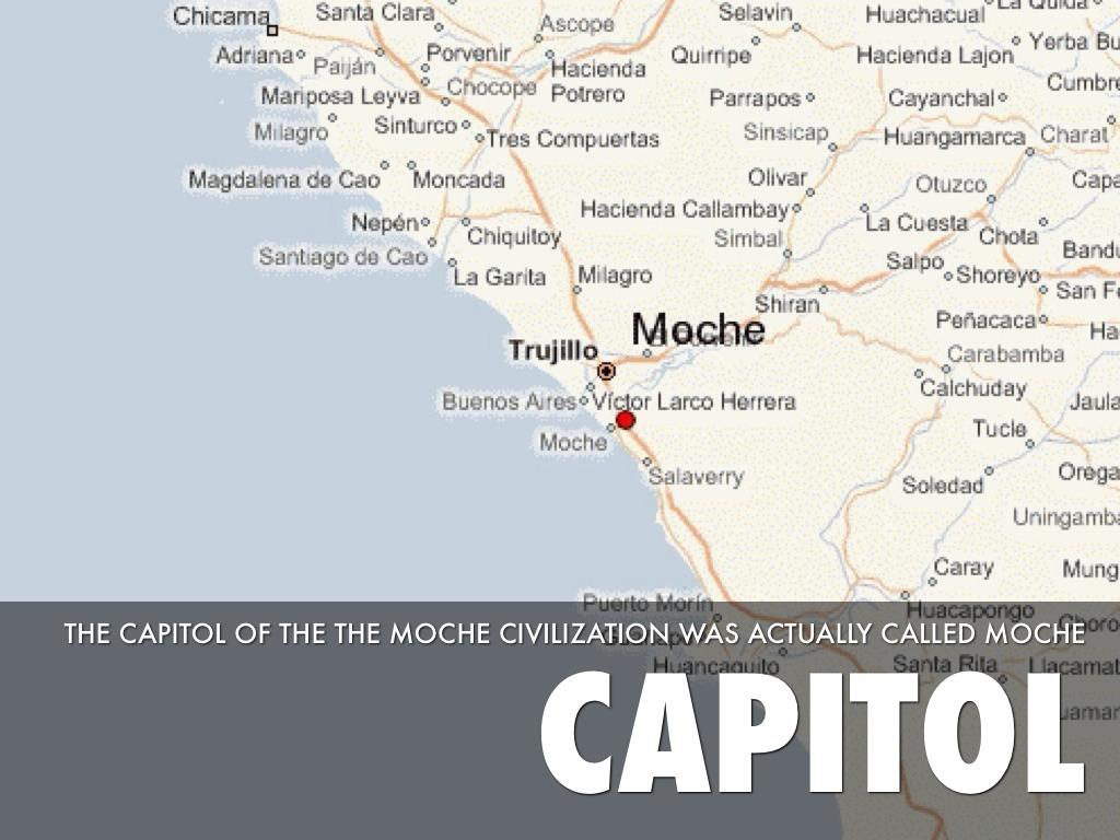 The Moche Civilization By McKaia Ryberg