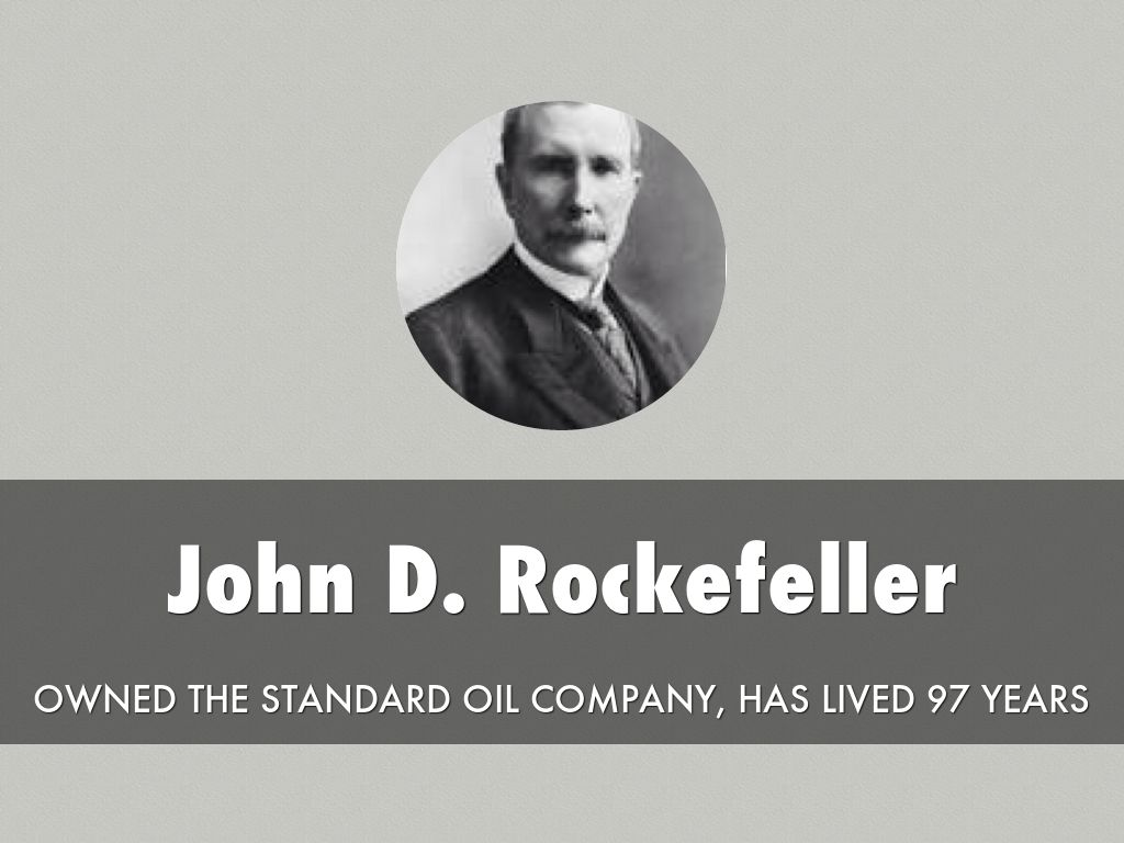 captains of industry andrew carnegie and john d rockefeller Nevins, in his john d rockefeller: the heroic age of american enterprise (2 vols, 1940), took on josephson he argued that while rockefeller may have engaged in some unethical and illegal business practices, this should not overshadow his bringing order to the industrial chaos of the day.