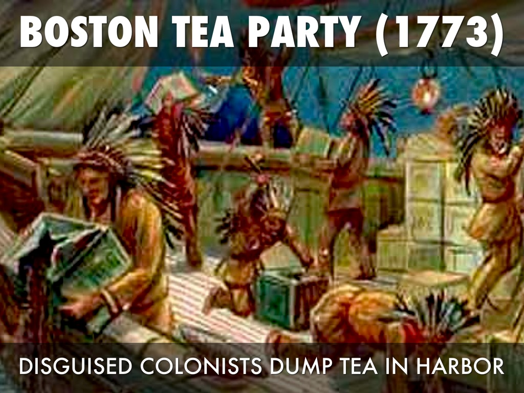 the role and influence of the boston tea party in the revolutionary war Slavery continued in the united states for over 80 years after the revolutionary war ended interesting facts about african americans during the revolutionary war most estimates put the number of black soldiers in continental army at 5,000.