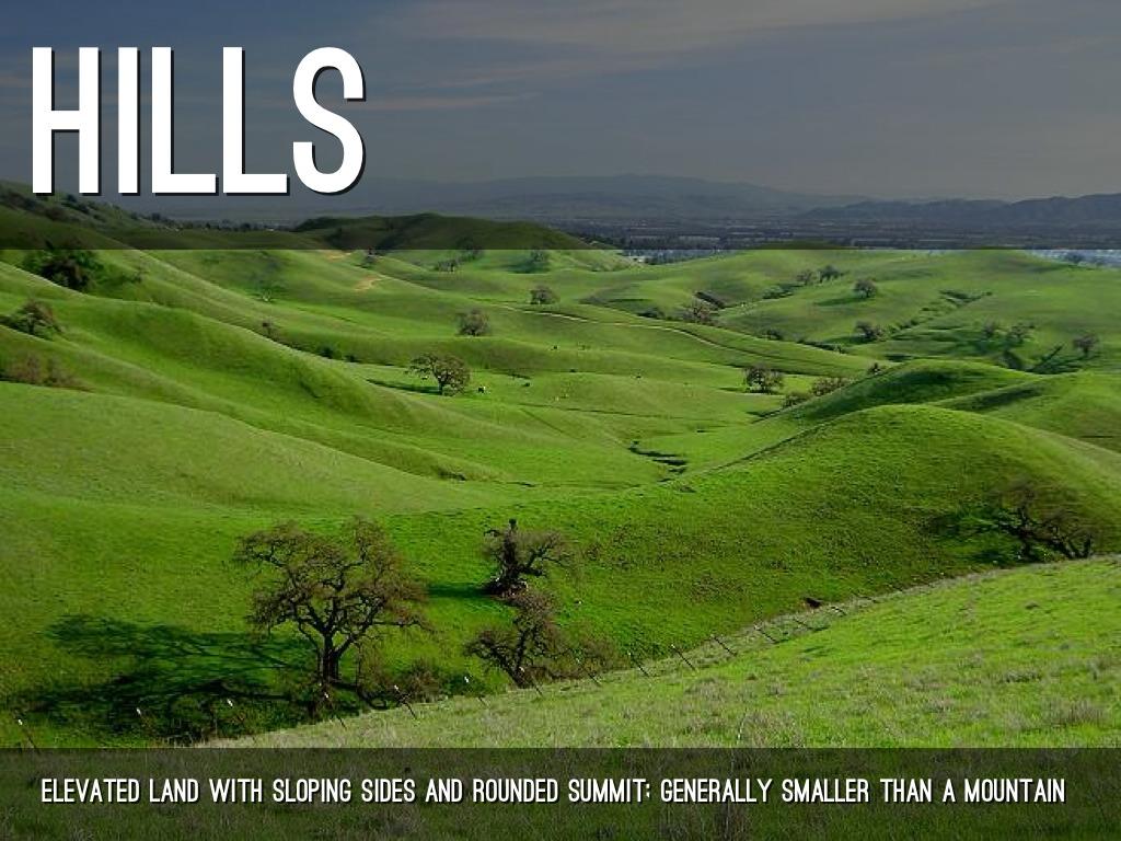 Landforms by Jared Nordstrom