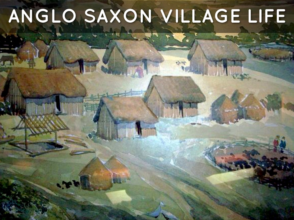 a life of anglo saxon Project based learning – what the romans and anglo saxons did for us  this  included learning about the life and pastimes of anglo saxons and the.