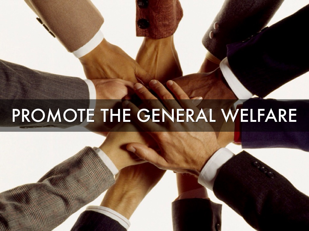 general welfare General welfare policy aim at oxford school of english we believe it is essential to ensure all of our students are provided with an enjoyable and profitable learning experience.