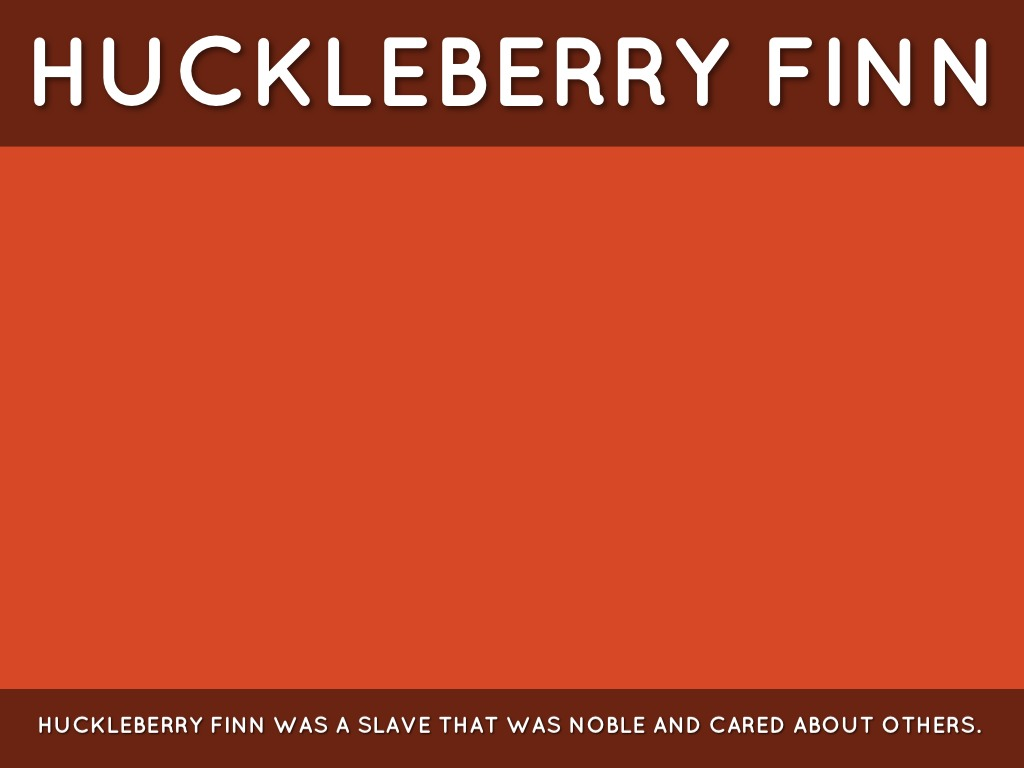 huck finn reaserch notes New huckleberry finn by uc berkeley's mark twain project reflects recovered manuscript, original art, new research there also is a glossary of terms, notes and almost 40 pages of reference citations ranging from arabian nights and hl mencken to robert louis stevenson and noah webster.