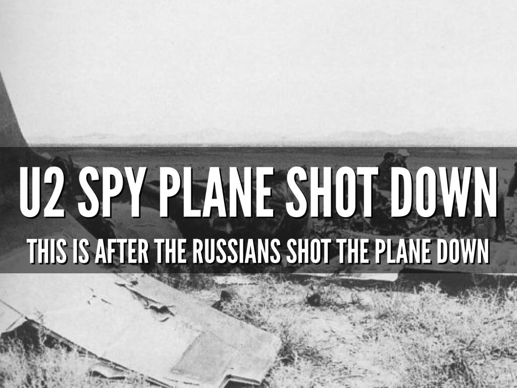 U2 Spy Plane Incident by Parker Johnson