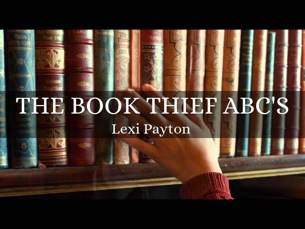 book thief notes
