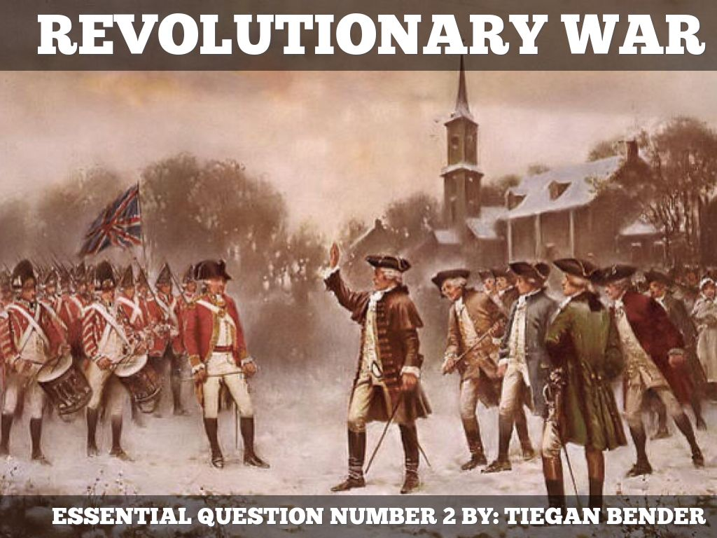 exploring the major reasons for the revolution of americans against their government in history Economic and political causes of the american revolution, an exploration of key one major reason for the 13 american colonies revolted against their.