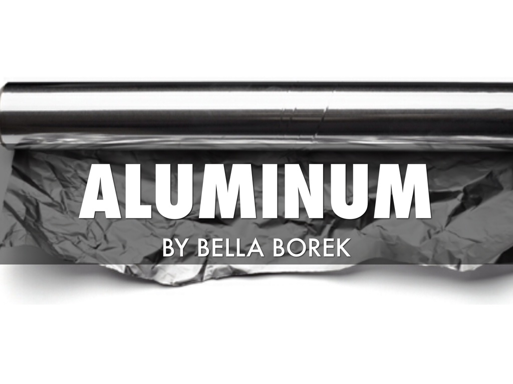 Aluminum Element Project By Bellapower