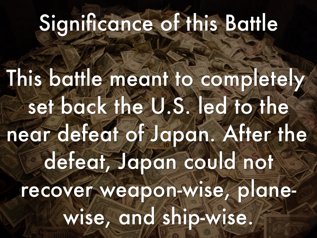 battle of midway significance