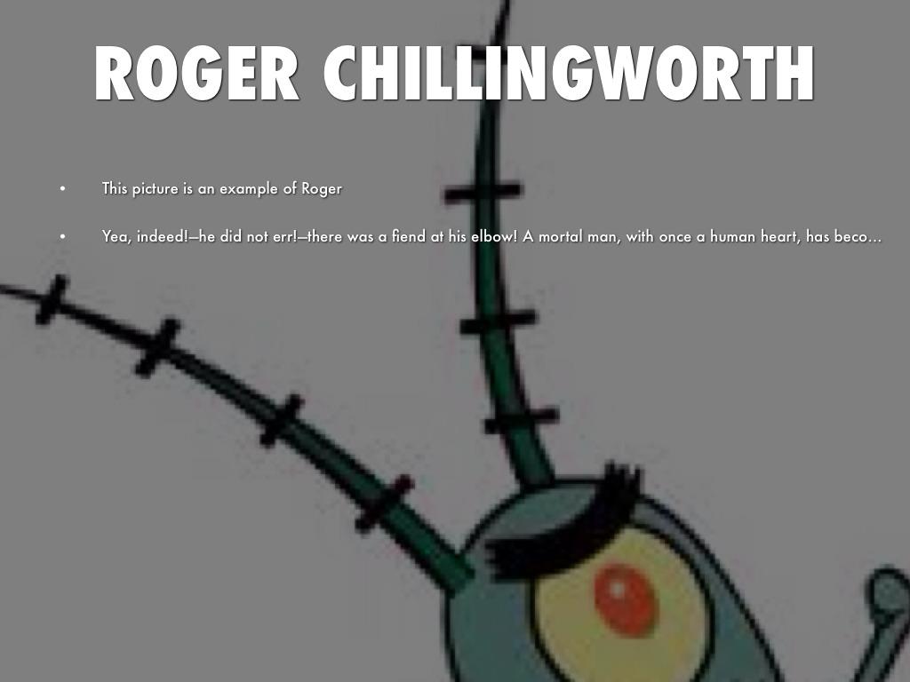 scarlet letter chillingworth quotes