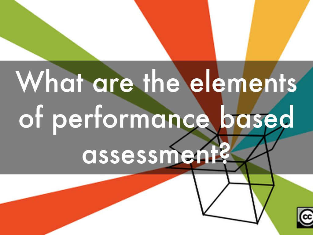 performance based assessment As previously mentioned, there are many types of performance-based  assessments each type of assessment brings with it different strengths and  deficiencies.
