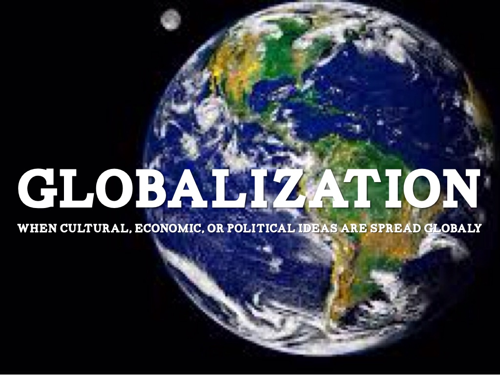 economic and cultural globalisation