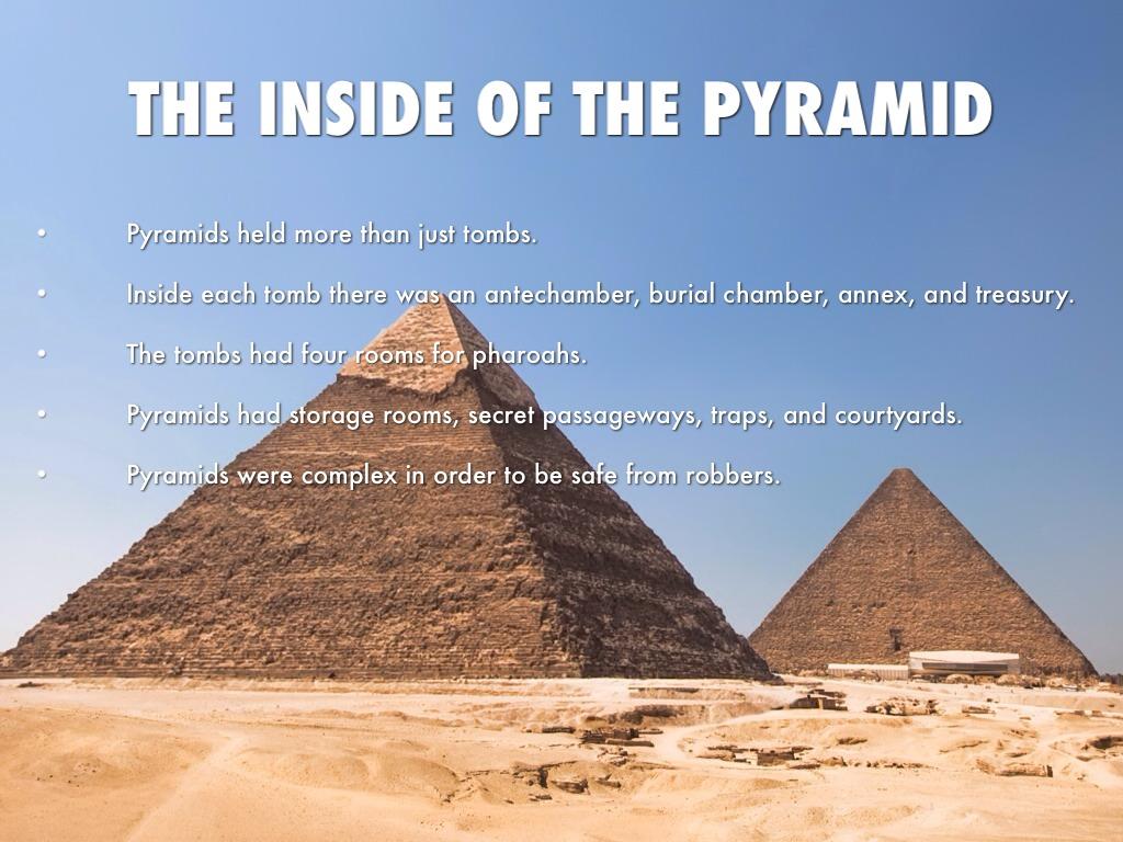 Traps Inside Egyptian Pyramids | www.pixshark.com - Images ...