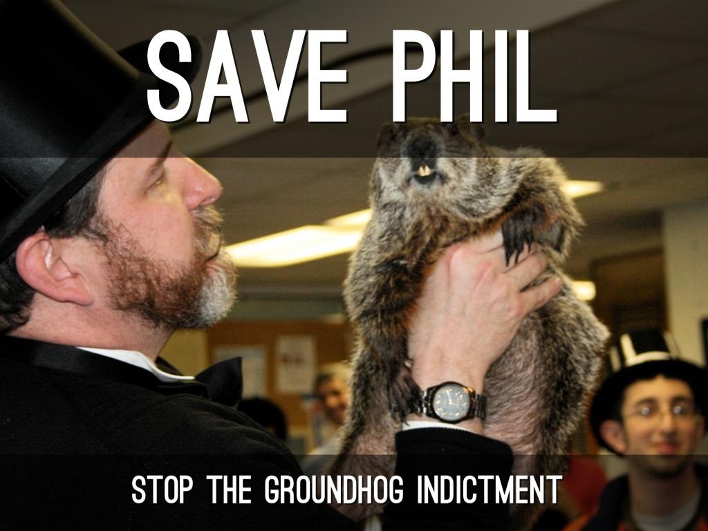 Save Punxsutawney Phil