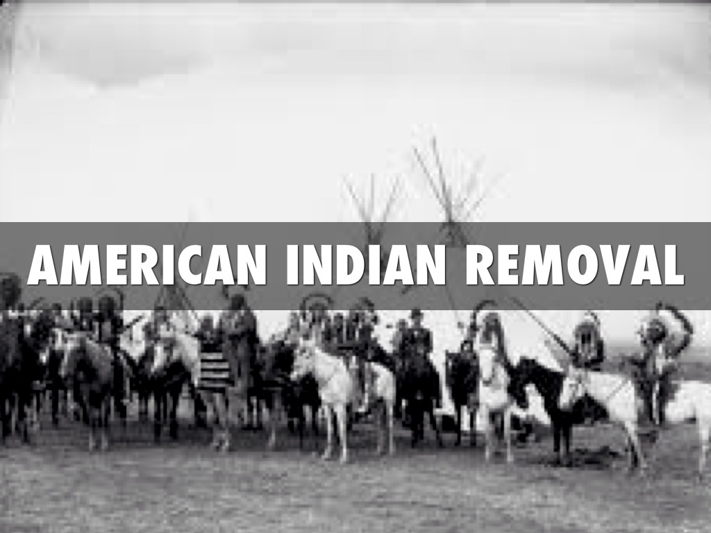 American Indian Removal