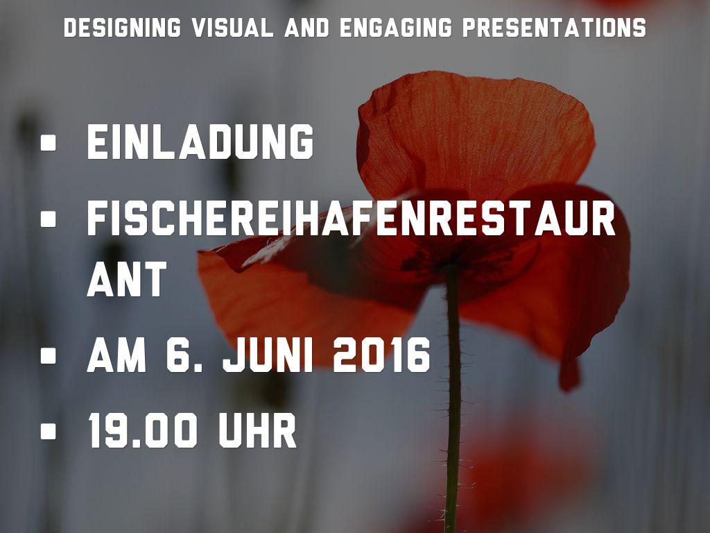 Kopie von Designing Visual and Engaging Presentations
