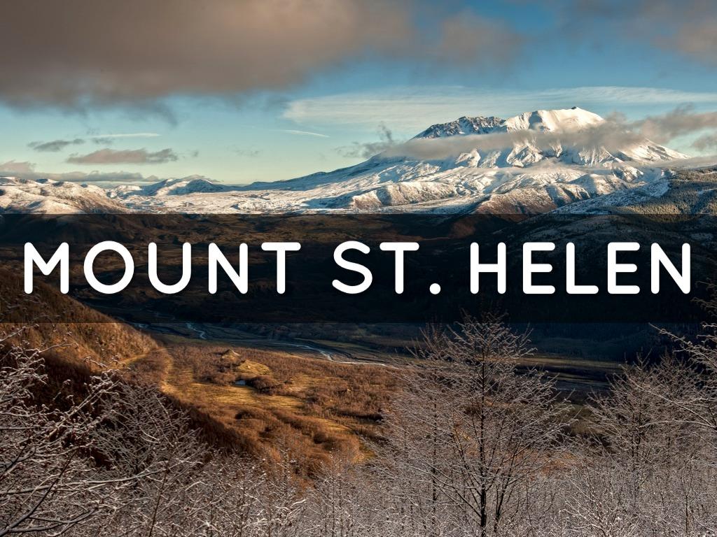 Mount St.Helen