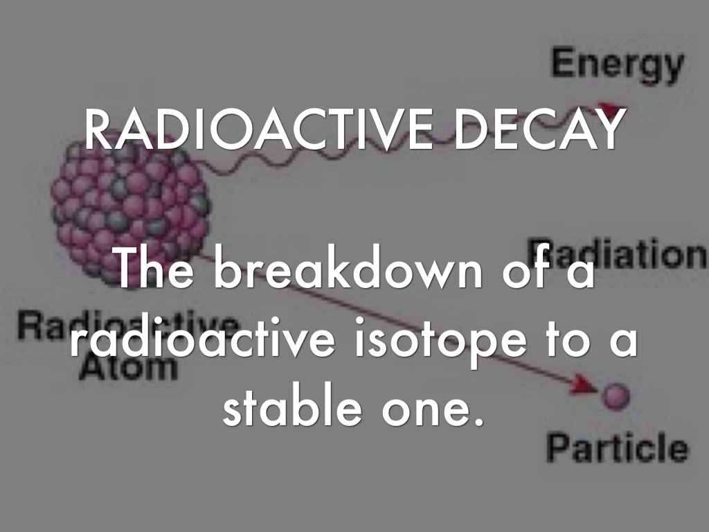 How is radiometric dating different than relative dating