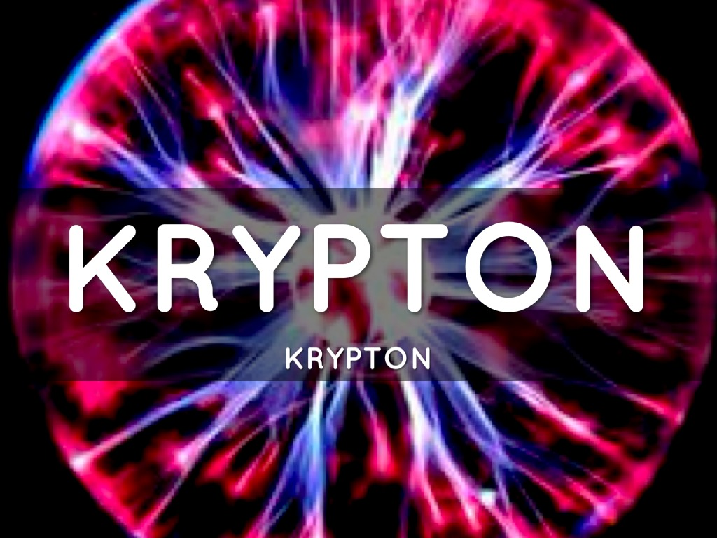 Krypton By Tlabbree