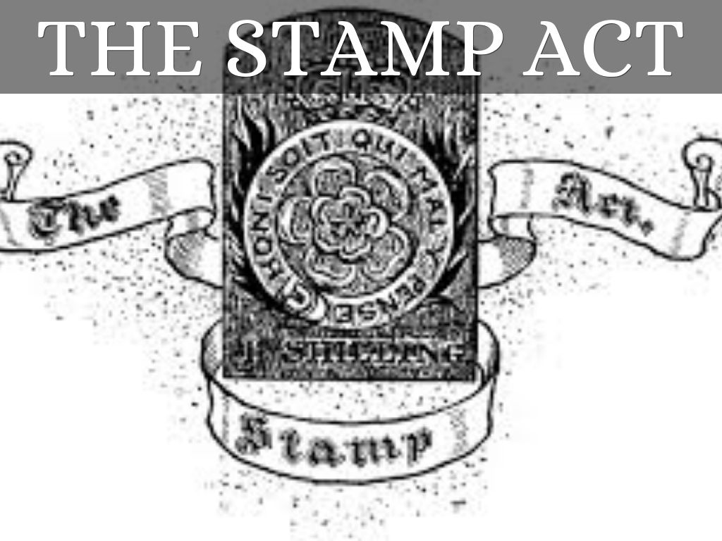The Stamp Act By Stephen Coleman