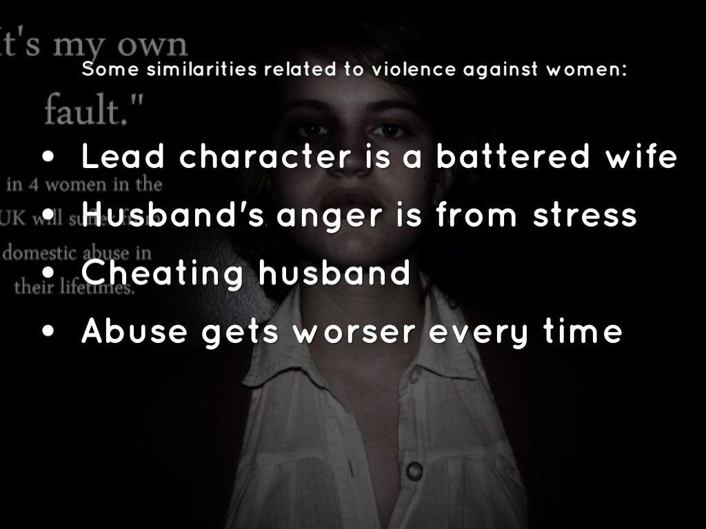 battered women essay Essay about criticisms of battered woman syndrome 502 words | 3 pages the battered woman syndrome (bwm) is a syndrome whereas women react in a certain manner because of repetitively physical or psychological abused imposed on them by their mates.