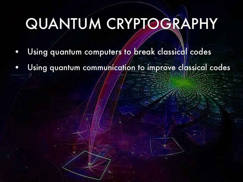 quantum cryptography thesis