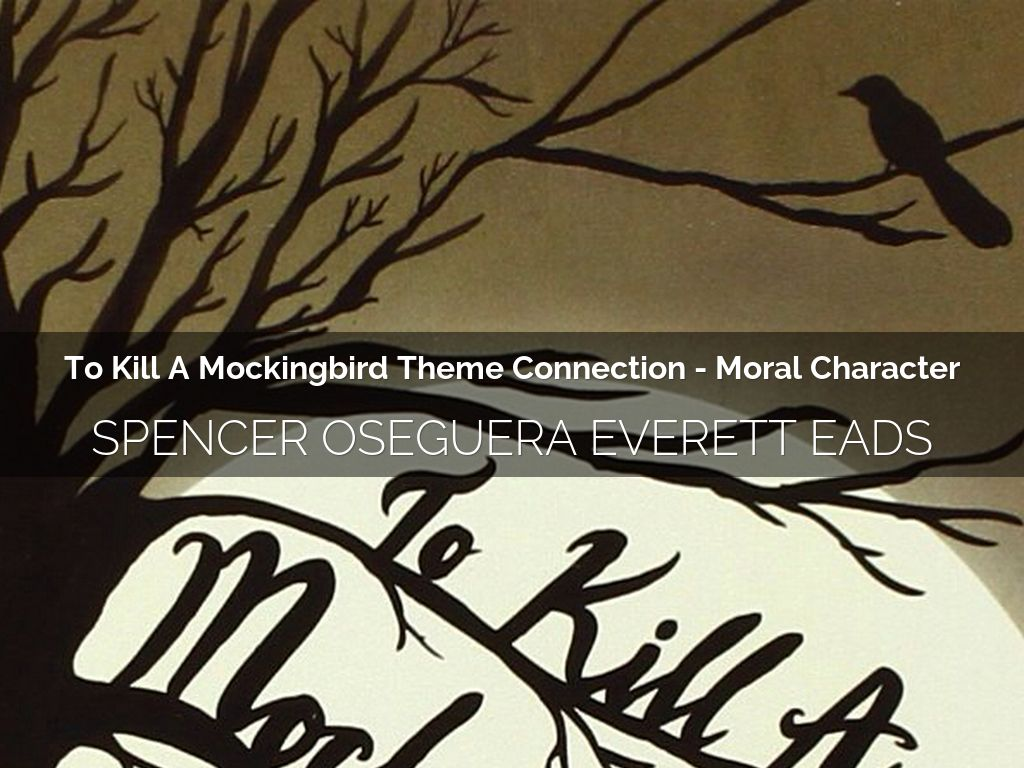 to kill a mockingbird theme of Discussion of themes and motifs in harper lee's to kill a mockingbird enotes critical analyses help you gain a deeper understanding of to kill a mockingbird so you can excel on your essay or test.