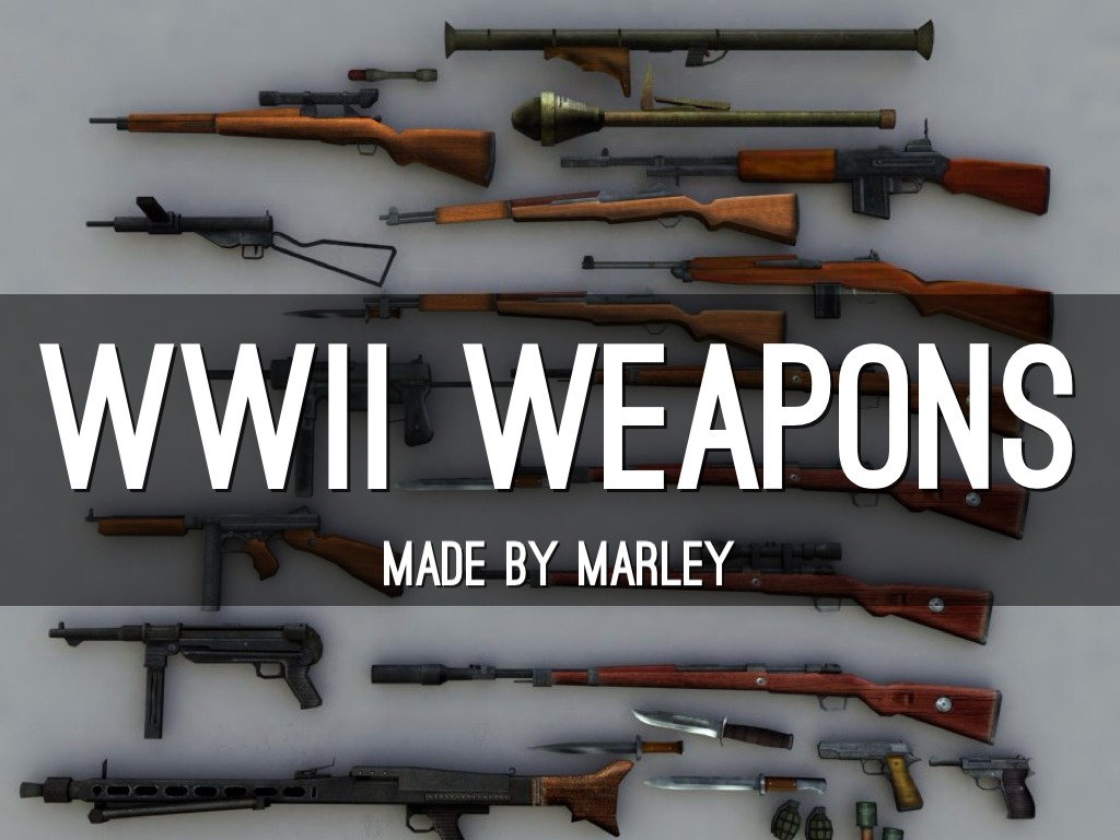 world war ii weapon advances Benchmark d: connect developments related to world war i with the onset of worldwar ii 7 analyze the causes and effects of worldwar i with empha.