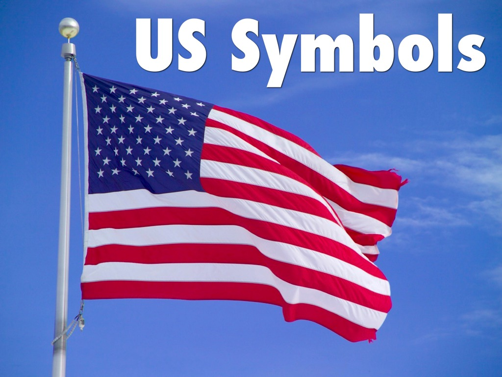 Us Symbols By Room 105