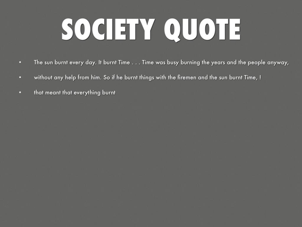 Quotes From Fahrenheit 451 North Koreaandrew Tao