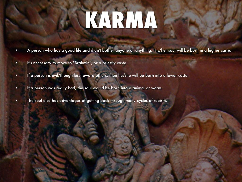 Darhma Karma Moksha by Nicholas Lanza