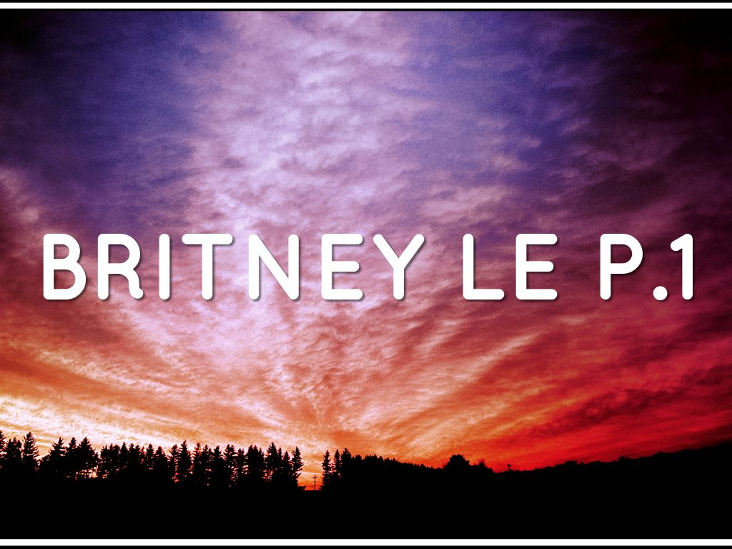 Britney Le