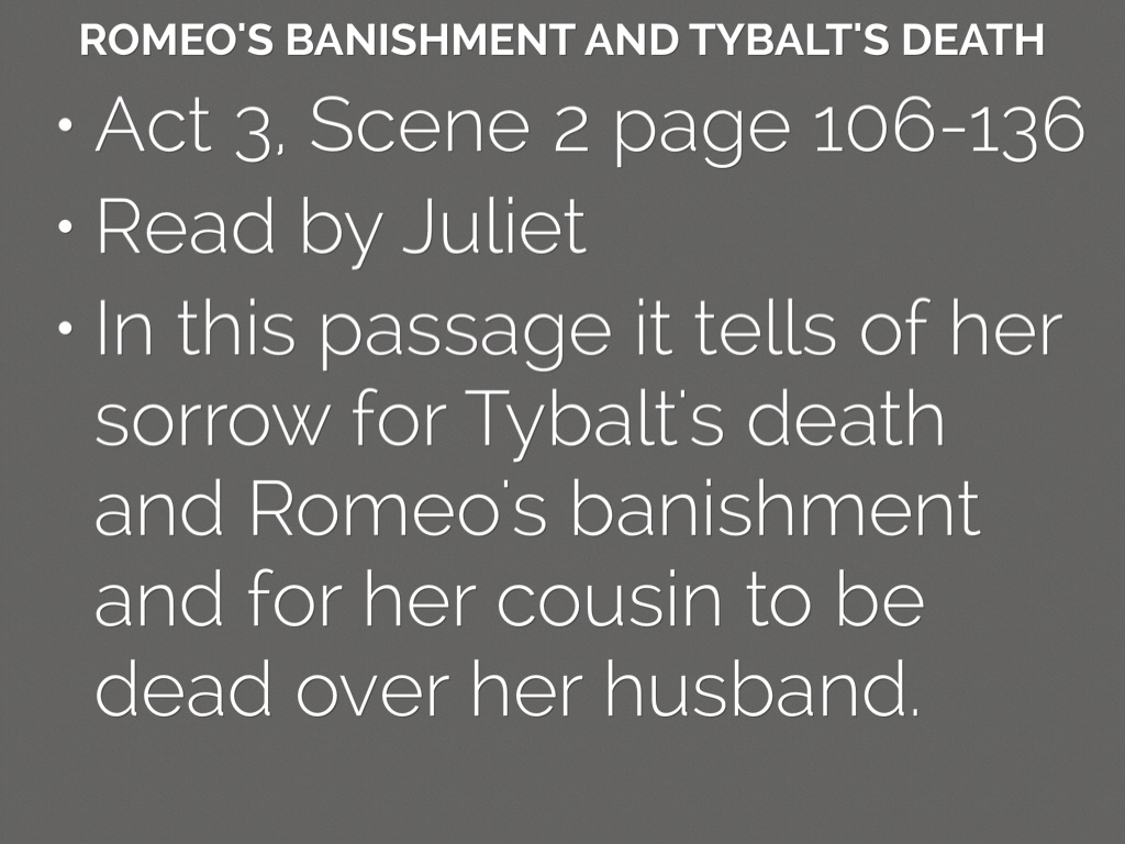 Romeo And Juliet By Ben Mcdonald