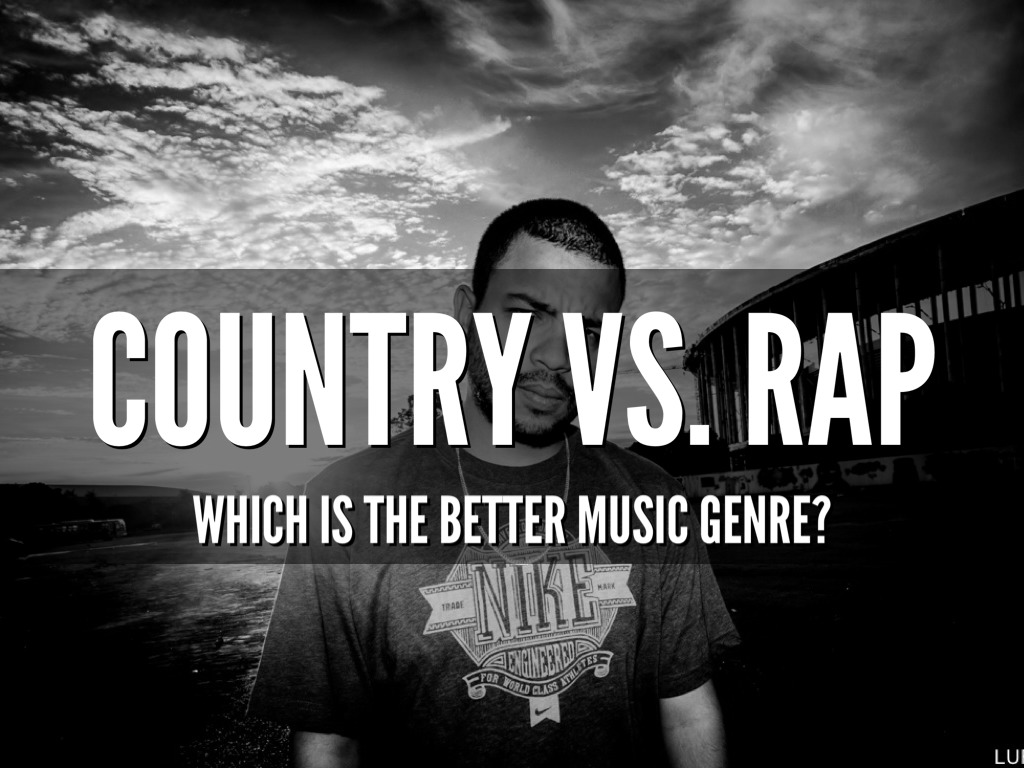 country vs rap