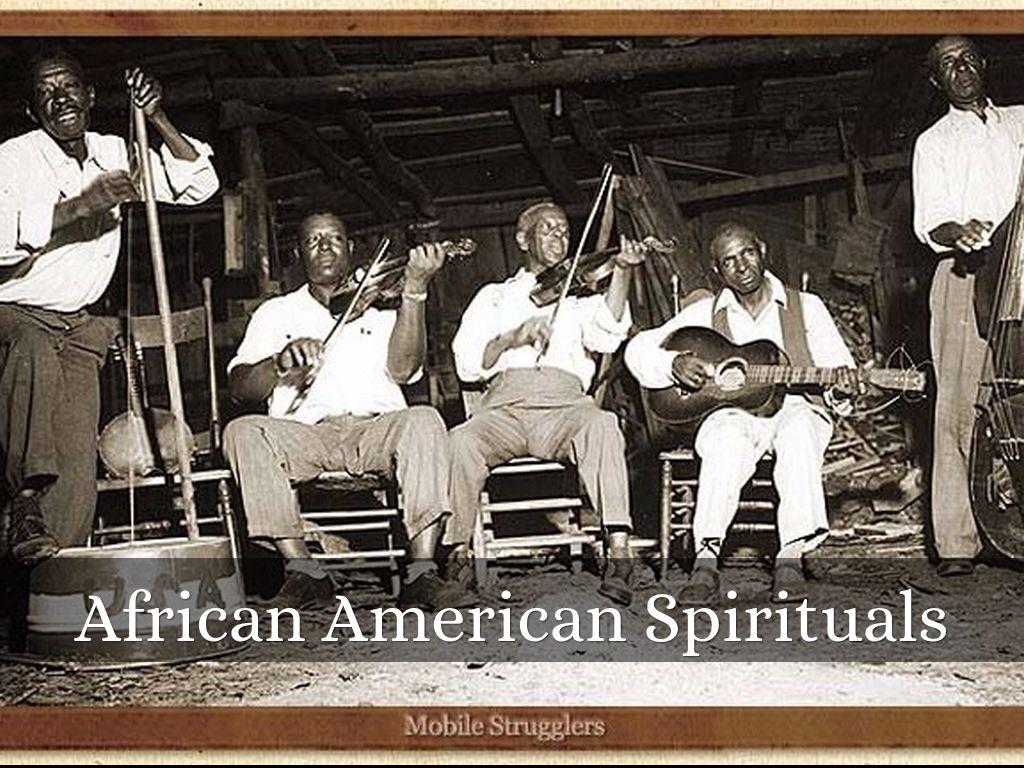 african american folk songs