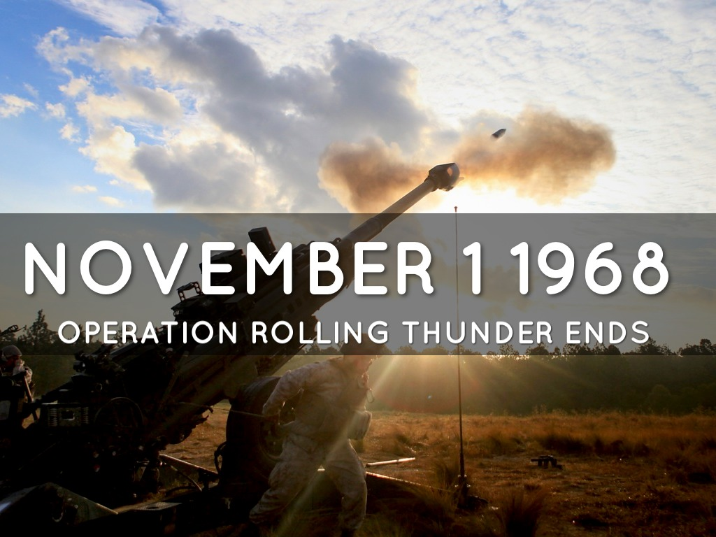 operation rolling thunder essay