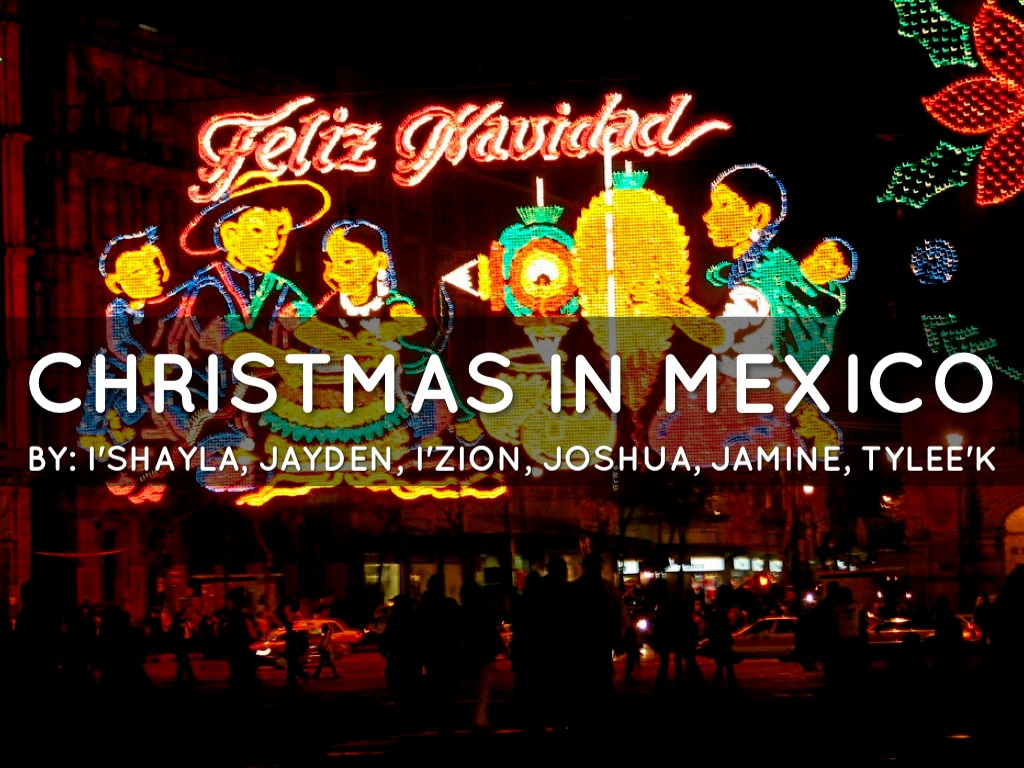 christmas in mexico Christmas eve (noche buena) is a festive celebration throughout mexico on december 24 it is the day before christmas day (navidad), which marks the birth of jesus.