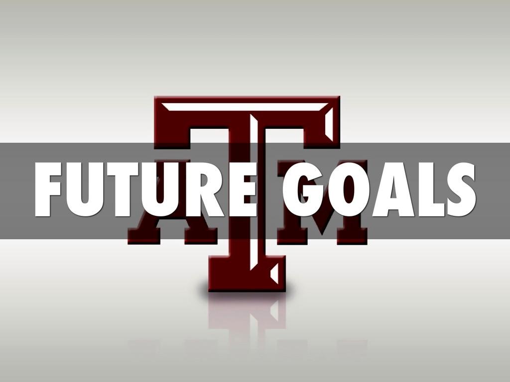 futute goals