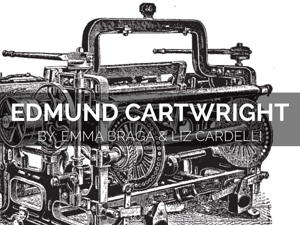 Revised Edmund Cartwright