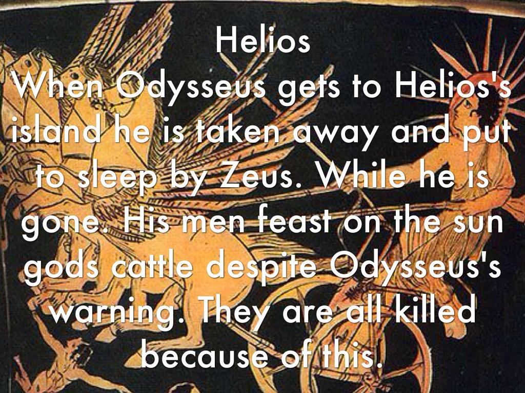 Odyssey By Garrett Shillinurg