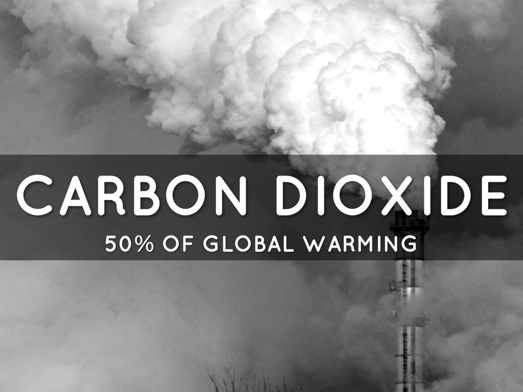 carbon dioxide the main culprit of global warming