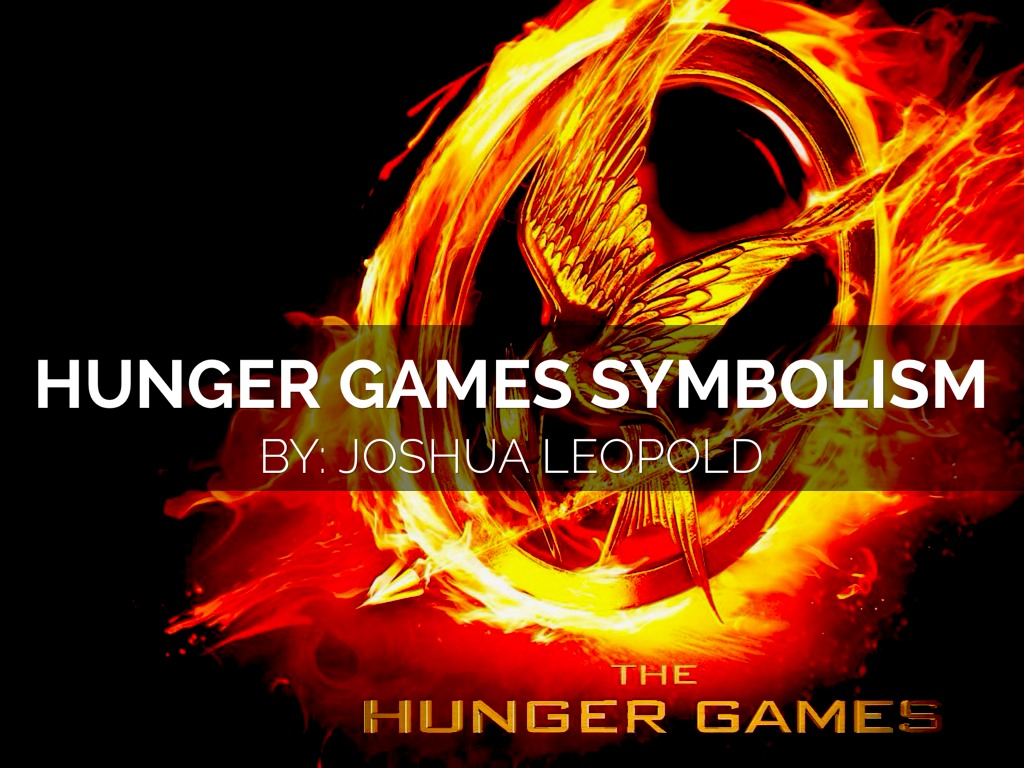 Hunger Games By Joshua Leopold
