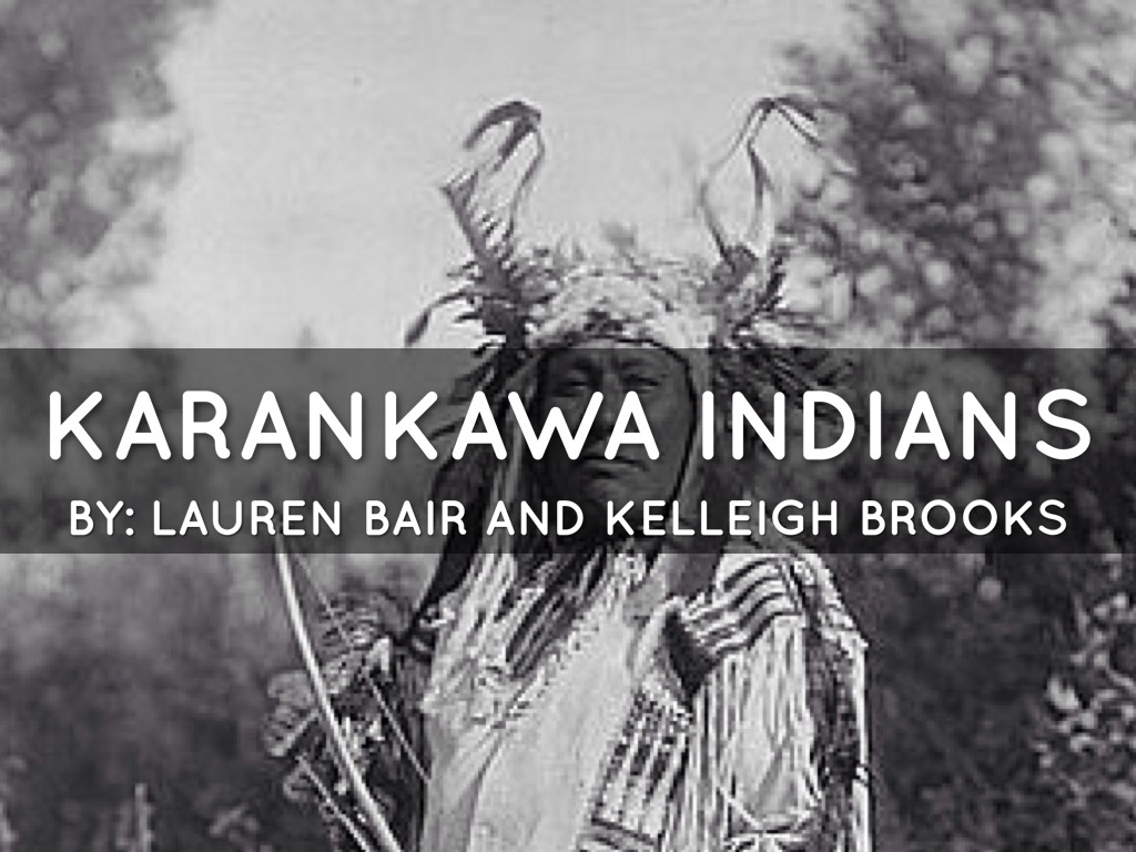 Karankawa Tribe by Kelleigh Brooks