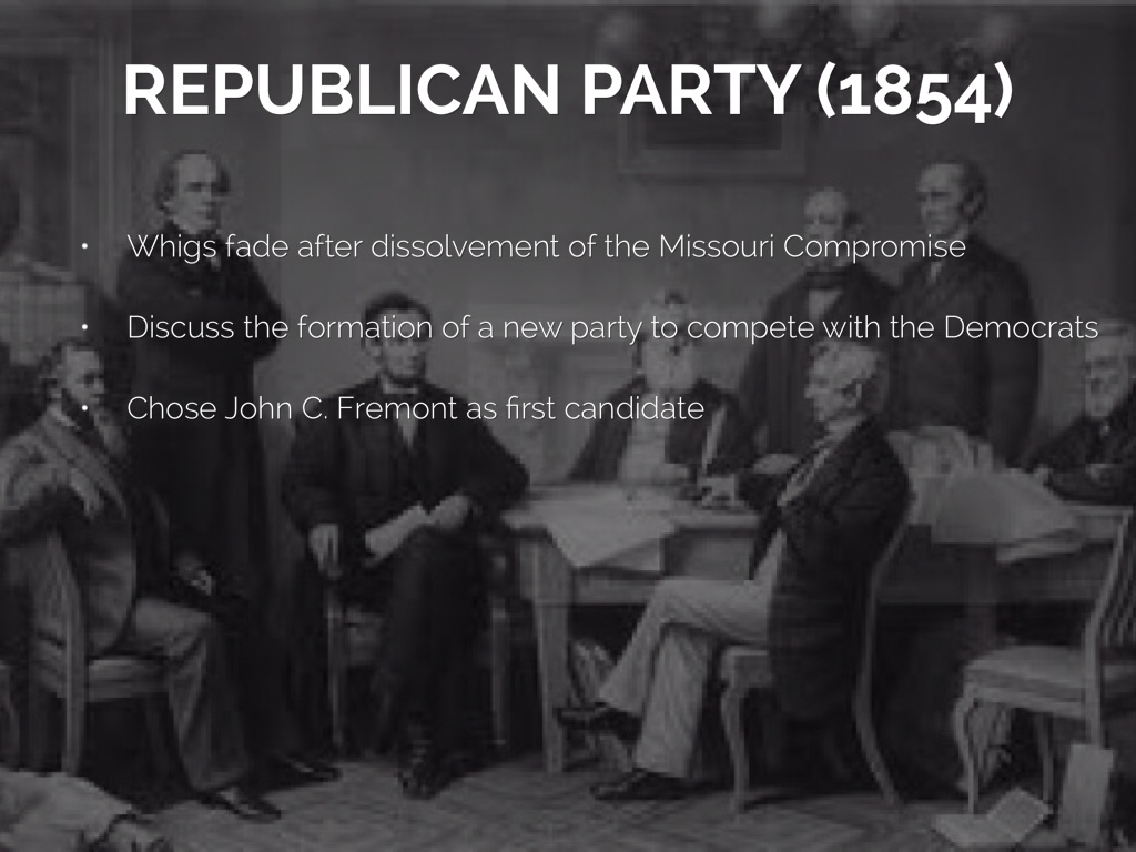 a look at the history of the republican party in michigan in 1854 On july 6, 1854, one hundred and fifty years ago, jackson, michigan hosted a major event in united states history, the founding of the republican party under the oaks at franklin and second streets.