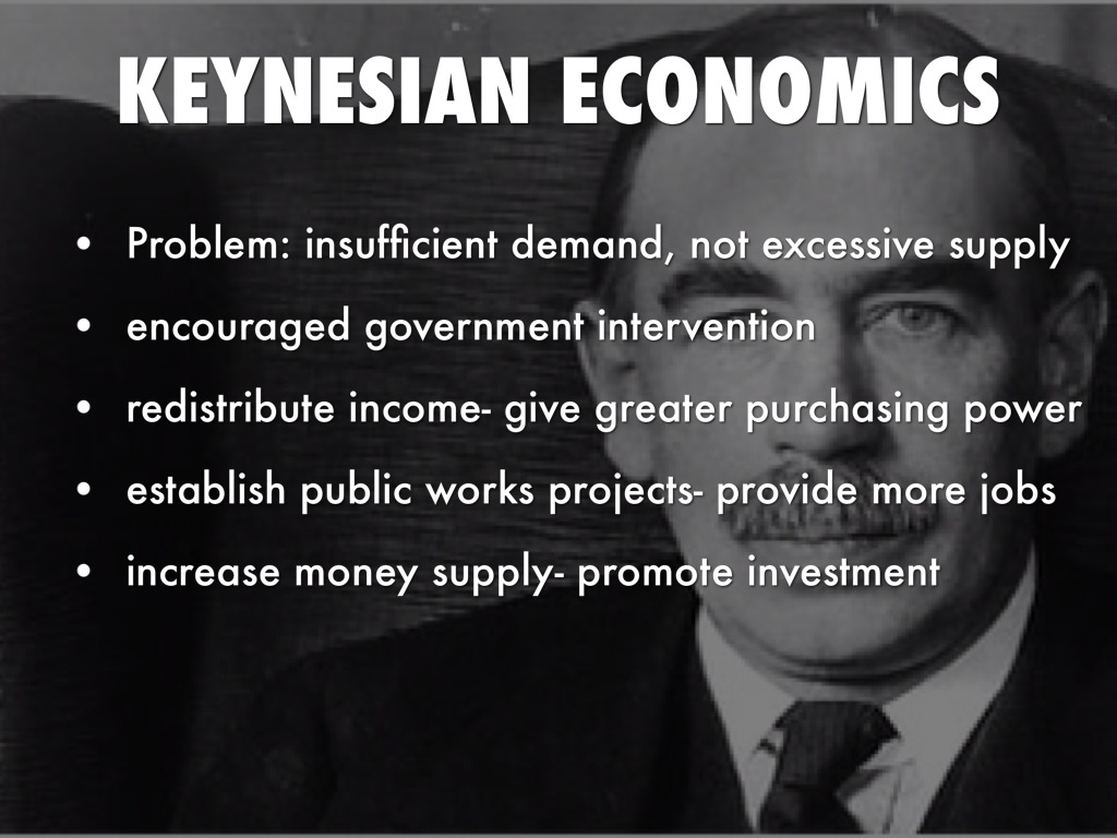 keynesian economics essay Keynesian economics suggests governments need to use fiscal policy, especially in a recession (this is an argument to reject austerity policies of the 2008-13 recession 3.