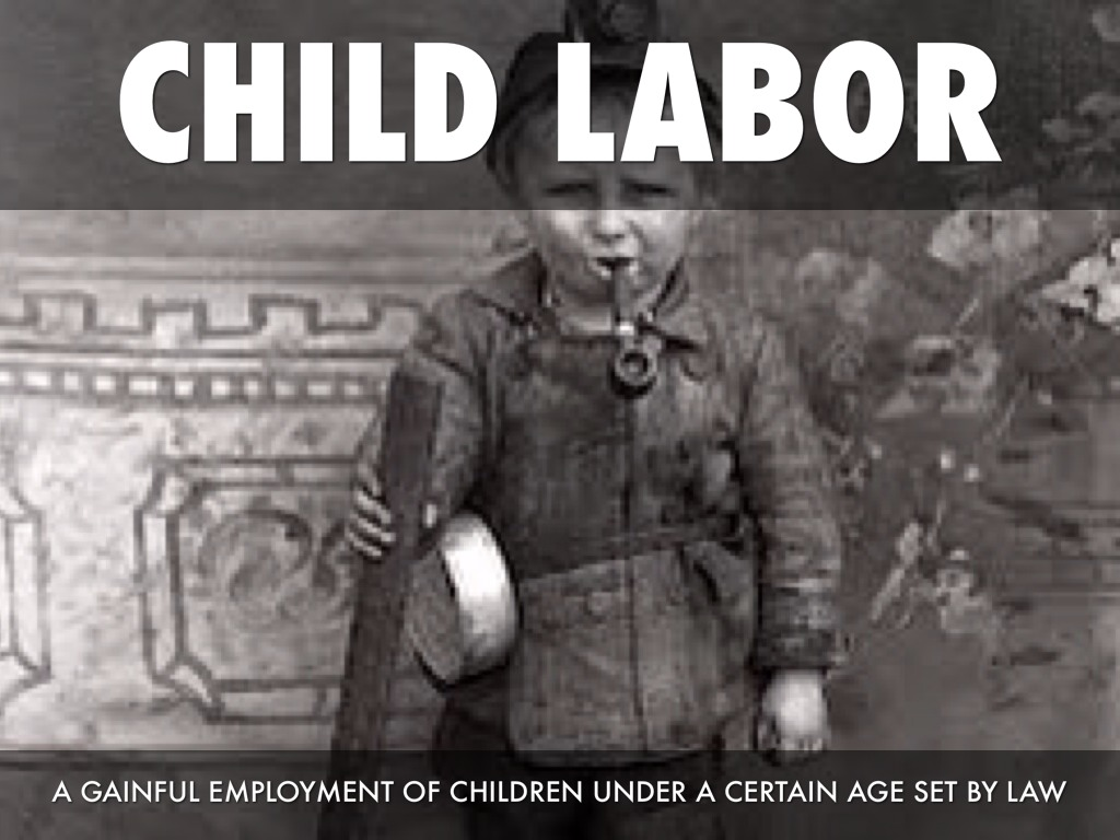 child labor laws in the 1800s [available in malay translation — george p landow]  child hurriers working in mines from official report of the parliamentary commision that the shameful practice of child labor should have played an important role in the industrial revolution from its outset is not to be wondered at.