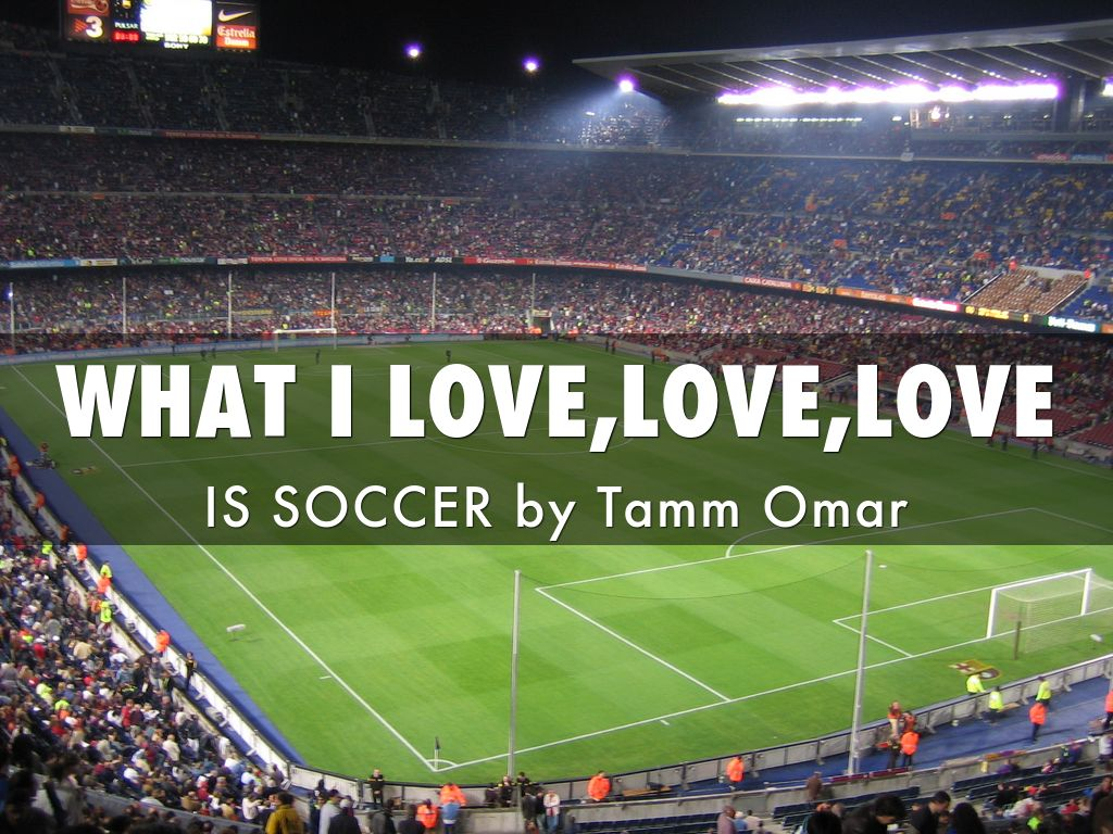 Soccer by Tamm Omar Soccer Ball Rolling Friction