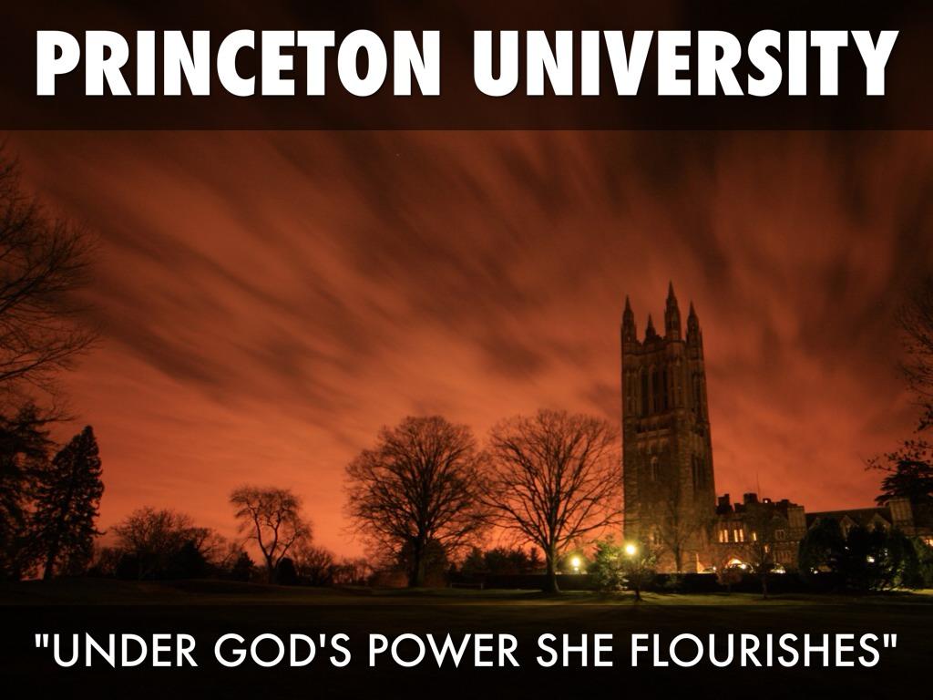 Princeton Ad