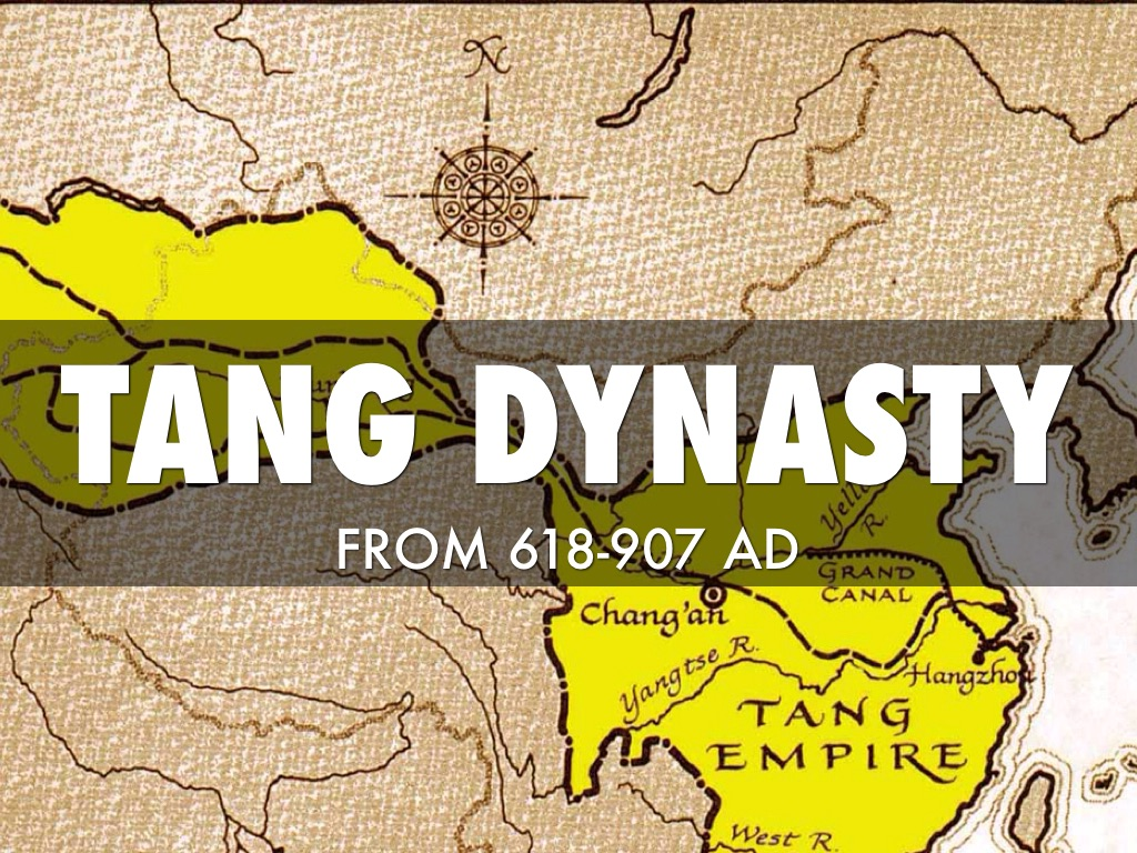 tang dynasty I'll try to cover as much influence as possible from the tang, but i must explain what happened to these influences as both nations evolved and because of this, it is impossible for me to.