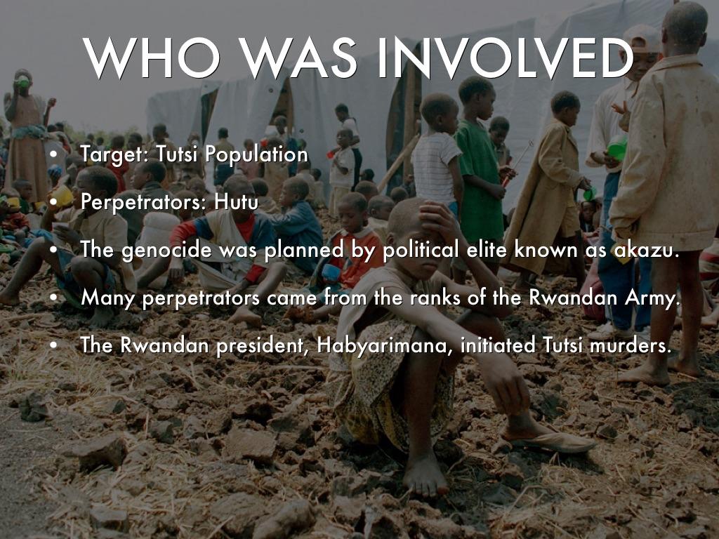 Rwandan Genocide by Marissa H.